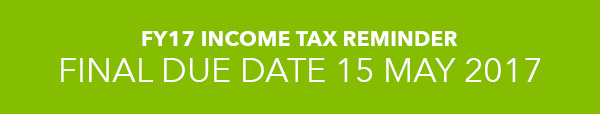 TAX INCOME REMINDER-2