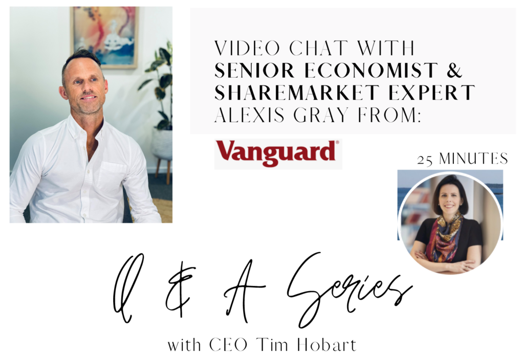 Current Equity Market Trends Explained - Chat With Alexis Gray of Vanguard